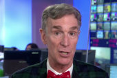 Bill Nye reveals the science behind warm...