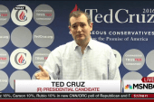 The Ted Cruz effect