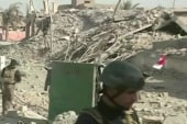 Iraqi forces poised to retake key city