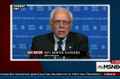 Sanders wants to win over Trump voters