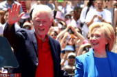 Donald Trump takes aim at Bill Clinton
