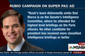 Rubio vs. Bush in latest GOP showdown
