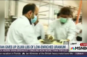Iran complies with nuclear deal