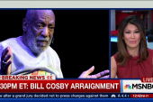 Bill Cosby arraigned today