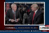 Hardball's headliners of 2015