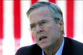 Jeb Bush shakes up campaign