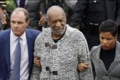 Bill Cosby released on $1 million bond