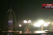 'Fireworks in Dubai s a PR stunt'