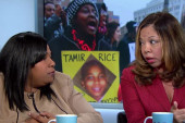 Mothers of slain sons advocate for justice