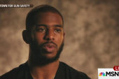 NBA stars headline anti-gun violence PSA