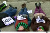 Protestors seek justice for Tamir Rice family