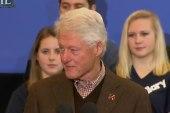 Bill Clinton: Political asset or liability?