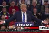 'No s---?' Trump camp defends new ad