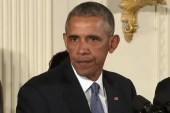 Pres.: Gun lobby can't hold America hostage