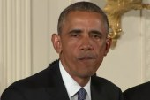 Tearful Obama Unveils Executive Actions on...