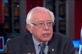 Sanders: Wall Street greed destroying US...