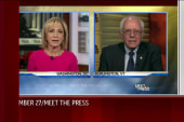 Bernie Sanders on Clinton, Iowa and more