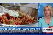 Chipotle subpoenaed by federal grand jury