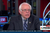 Sanders ratchets up attacks on Clinton