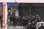 On Charlie Hebdo anniversary, man shot in...
