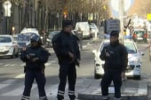 Attacker shot in Paris had paper with ISIS...