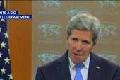 Kerry: North Korea has never been left...