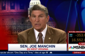 Manchin: Obama needs to work harder on guns