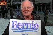 'Ben & Jerry's' show support for Sanders