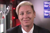 Wambach: 'Go out to the polls'