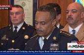 Philadelphia police discuss officer ambush