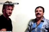 Actor Sean Penn meets secretly with 'El...