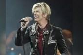 David Bowie: 'A charismatic figure'