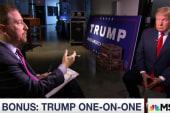 Trump: Democrats Will Challenge Cruz's...
