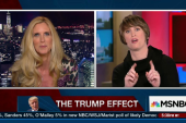 Coulter, Mair debate what's best for GOP