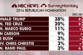 Trump in lead, slams NH paper and former...