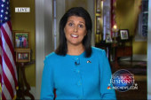 Gov. Haley gives GOP response to SOTU