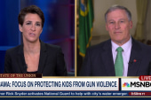 Washington cites suicide as gun safety issue