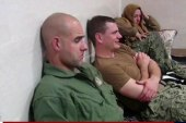 10 US sailors released from Iranian custody