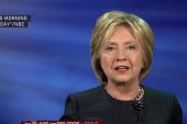 Clinton's lead shrink as Sanders surges in...