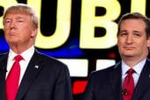 Trump and Cruz to face off in sixth debate