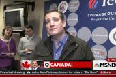 Cruz citizenship crisis?