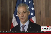 The credibility of Mayor Rahm Emanuel