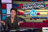 Debunktion Junction: also non-Nazi edition
