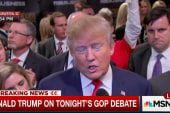 Trump on Cruz: 'I guess the bromance is over'