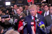 Chuck Todd: Trump had his best debate yet