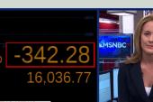 Stocks fall sharply at open