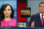Donald Trump & Ted Cruz clash at debate