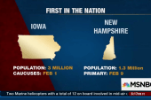 Why do NH and IA go first?