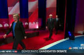 Clinton, Sanders, O'Malley give opening...