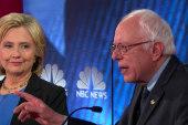 Sanders won't dredge up Bill Clinton's past